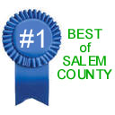 VOTED BEST OF SALEM COUNTY 2005 -  - 2016